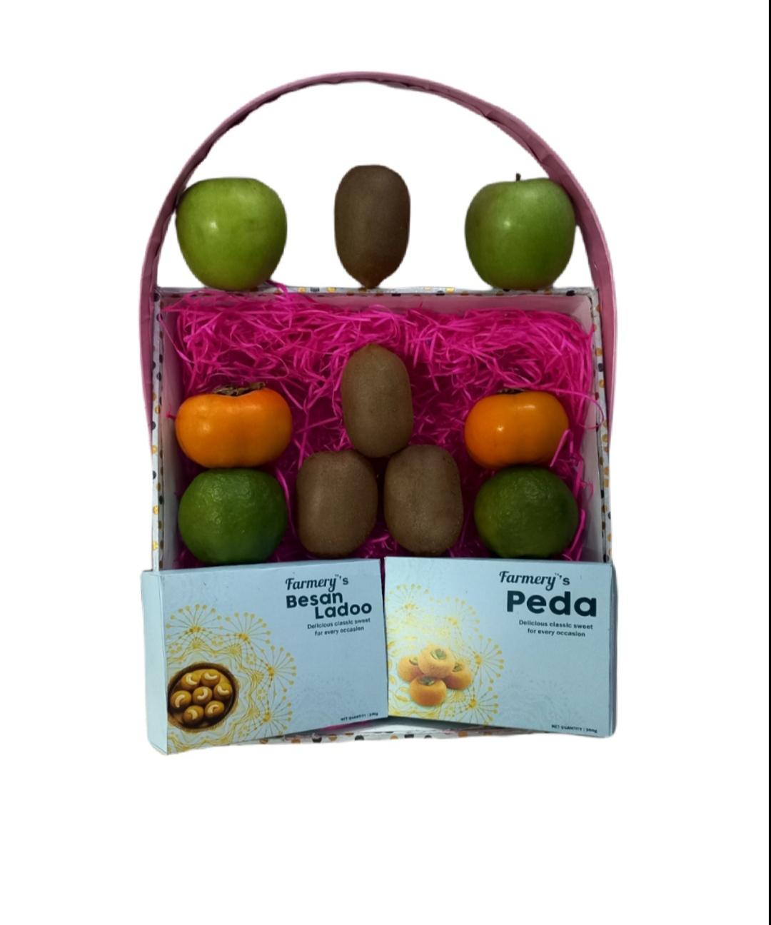 Diwali (Special Fruits Basket)